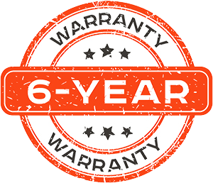 Pro Dry has best warranty in industry